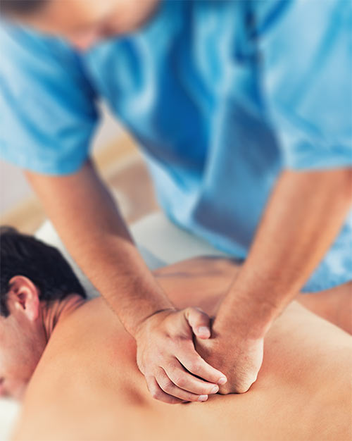 Sports Massage & Manual Therapists